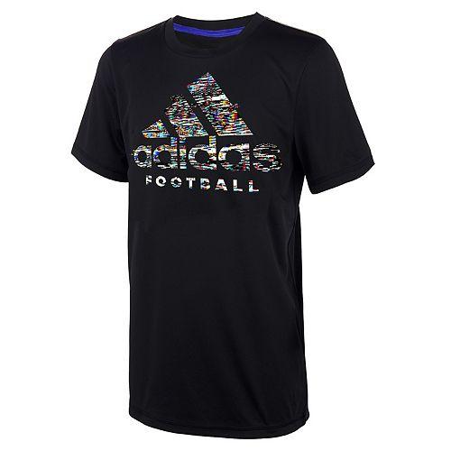 Boys 8-20 adidas Football Glitch Tee