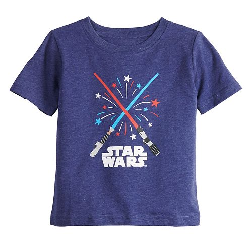 Baby Girl Family Fun™ Star Wars Graphic Tee
