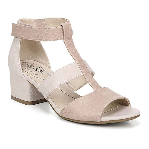 LifeStride Riley Women's Block Heel Sandals