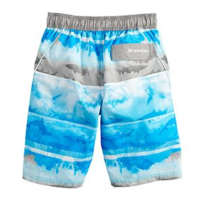 Boys 8-20 ZeroXposur Washed Ashore Swim Shorts