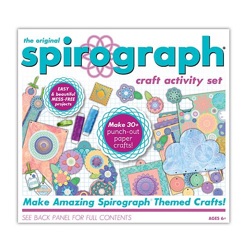 Spirograph Craft Kit