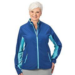 Plus Size Nancy Lopez Compass Jacket