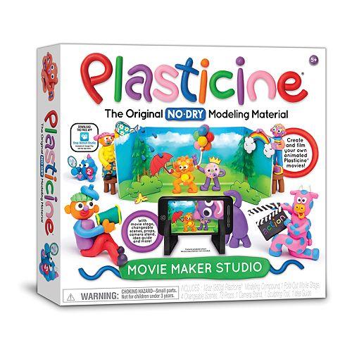 Plasticine Movie Maker Studio Kit