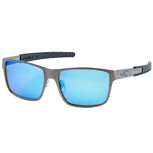 Men's O'Neill Rectangular Polarized Sunglasses