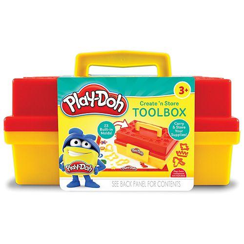 Play-Doh Create n Store Toolbox