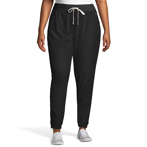 Plus Size Champion Heritage French Terry Joggers