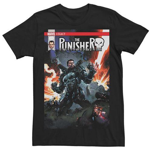 Men's Marvel Comics Punisher Tee