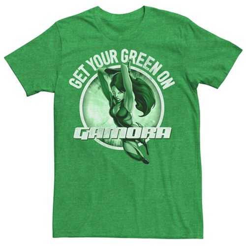 Men's Guardian of the Galaxy Gamora Tee