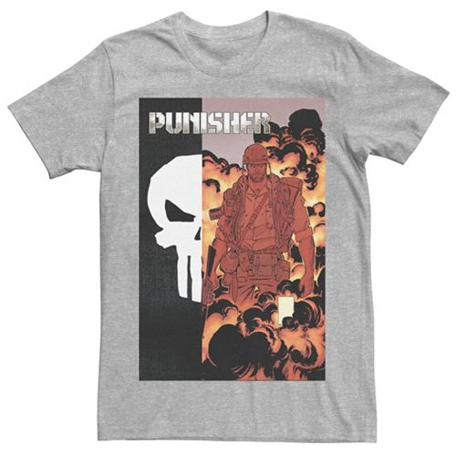Men's Marvel Comics Punisher Tee