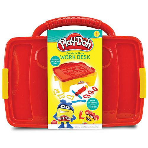 Play-Doh Create n Store Work Desk