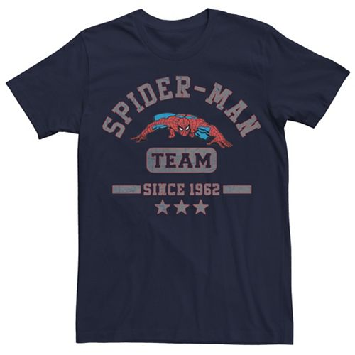 Men's Spider-Man Team Tee