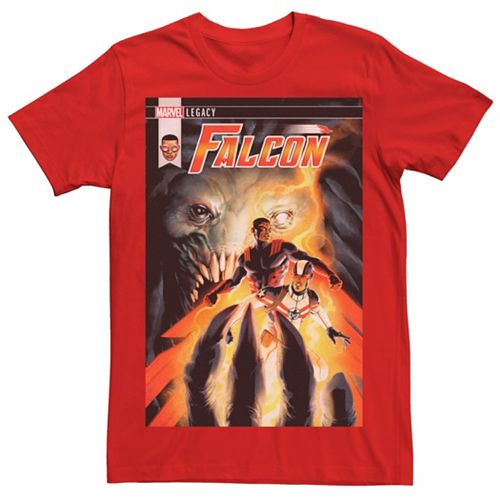Men's Guardians of the Galaxy Falcon Tee