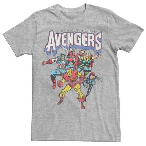 Men's Avengers Retro Tee