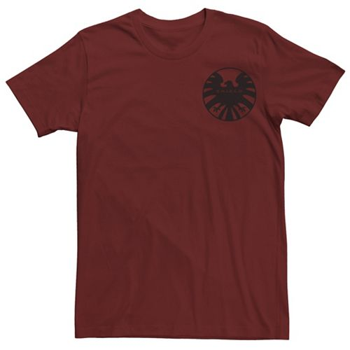 Men's Avengers Agents of S.H.I.E.L.D. Tee