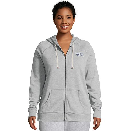 Plus Size Champion Heritage French Terry Hoodie