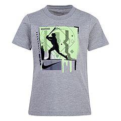 Boys 4-7 Nike Textured Baseball Graphic Tee