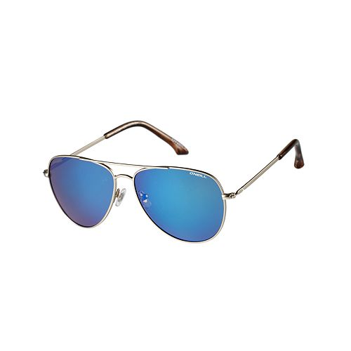 Unisex O'Neill Aviator Polarized Sunglasses