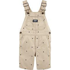 Toddler Boy OshKosh B'gosh® Embroidered Shortalls
