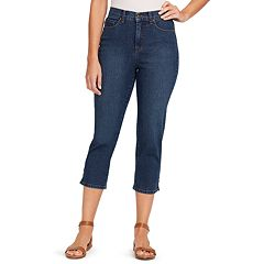 bab5ee84176 Womens Gloria Vanderbilt Denim Crops   Capris - Bottoms