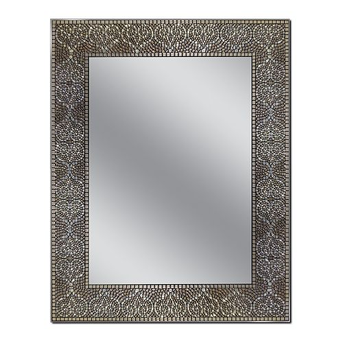 Head West Moroccan Mosaic Wall Mirror