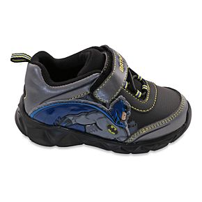 DC Comics Batman Toddler Boys' Light Up Shoes