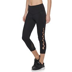 46bfb7304f9de Women's FILA Sport Lace Up Mesh Legging