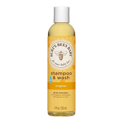 Burt's Bees Original Tear Free Baby Shampoo & Wash Soap