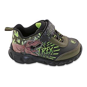 Jurassic World T-Rex Toddler Boys' Light Up Shoes