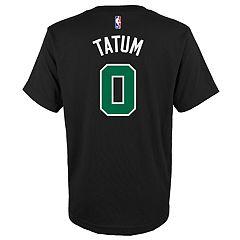 Boys 4-18 Boston Celtics Jayson Tatum Name & Number Tee