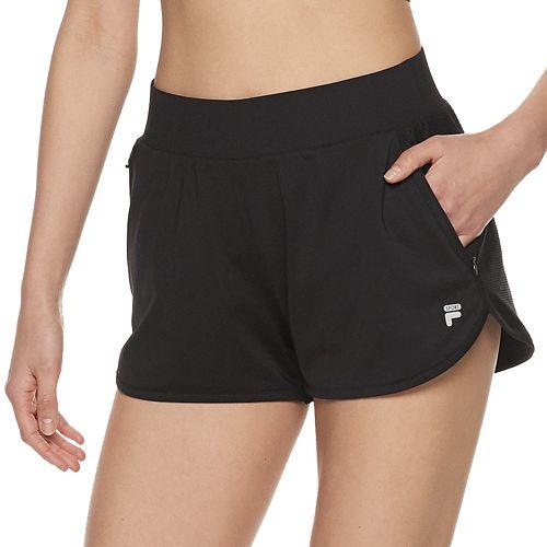 Women's FILA SPORT® Mesh Back Knit Shorts