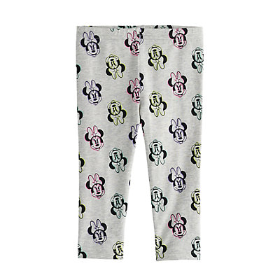 Disney's Minnie Mouse Baby Girl Print Leggings by Jumping Beans®
