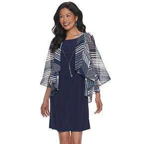 Dana Buchman Women's 3fer Dress