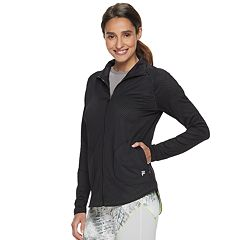 Women's FILA SPORT® Perforated Jacket