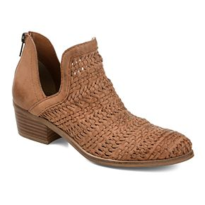 Journee Signature Dakota Women's Ankle Boots