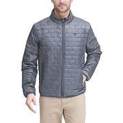 Men's Dockers® Box Quilted Packable Puffer Jacket