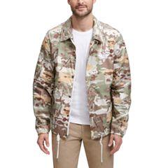 Men's Dockers® Water-Resistant Coaches Jacket