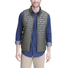 Men's Dockers® Box Quilted Vest