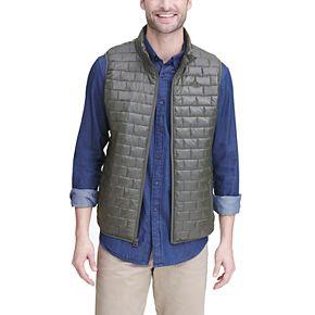 Men's Dockers® Box Quilted Vest