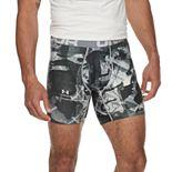 Men's Under Armour UA Tech? 6-inch Boxerjock® Briefs