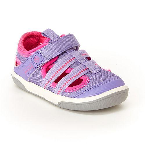 Stride Rite Liam Toddler Girls' Fisherman Sandals