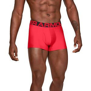 Men's Under Armour Tech Mesh 3-Inch Boxer Briefs