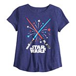 Girls 7-16 Family Fun? Star Wars Graphic Tee