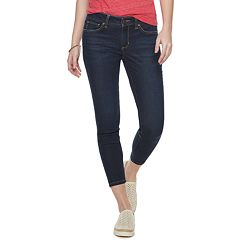 Petite SONOMA Goods for Life™ Skinny Ankle Jeans