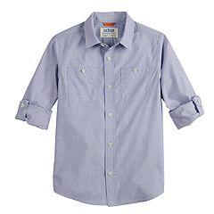 36bccbc27818 Boys' Button-Down Shirts | Kohl's