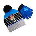 Boy's Disney's Toy Story Hat & Glove Set