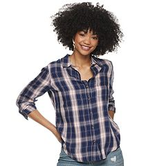 d2a07689972 Juniors SO Long Sleeve Tops, Clothing | Kohl's