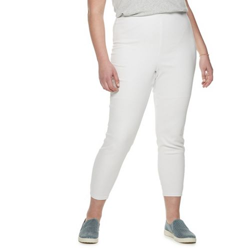 Women's Utopia by HUE Plus Size Skimmer