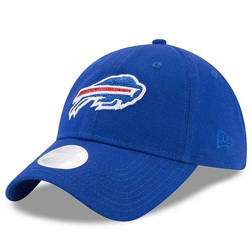 Women's New Era Buffalo Bills Team Glisten Cap