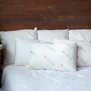 Essence of Copper Knit 2-pack Pillow
