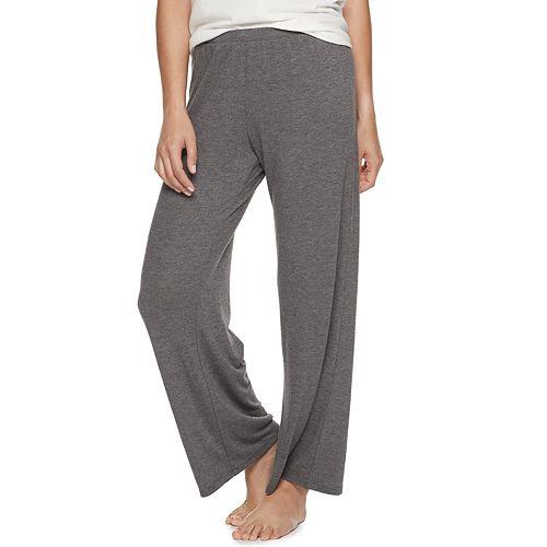 Women's SONOMA Goods for Life™ Open Hem Pajama Pants
